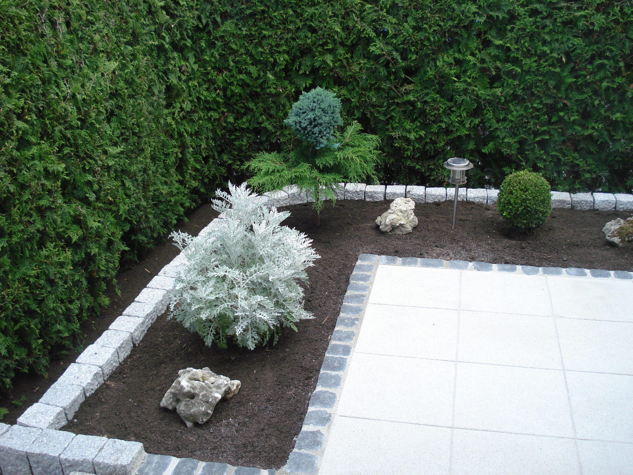 Granitplatten 40x40 cm